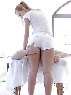 Massage Porn Photos